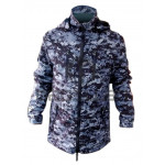 Куртка РОСГВАРДИЯ ветровка цвет синяя точка