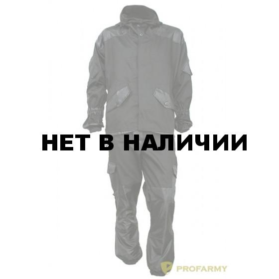 Костюм Горный Лето черный RipStop