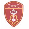 Шеврон Росгвардия Восточный округ Вневедомственная охрана шелк