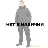 Костюм Горка-3 флисовая на молнии Black Multicam
