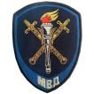 Нашивка на рукав Следственные подразделения МВД России тканая