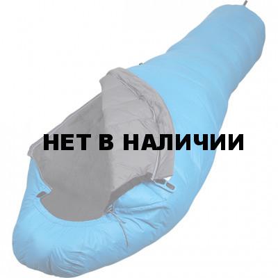 Спальный мешок пуховый Adventure Light голубой