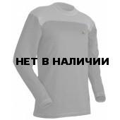 Термобелье куртка BASK SLIM FIT U SLEEVE серый тмн