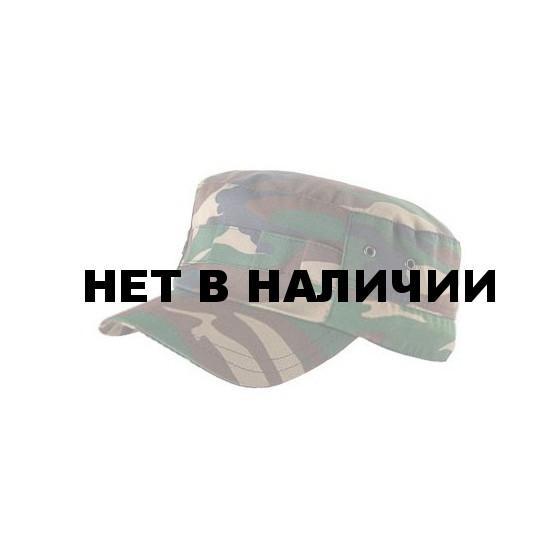 Кепи Секьюрити, камуфляж зеленая
