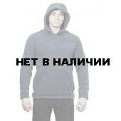 Куртка флисовая с капюшоном МПА-58 цвет серый