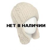 Ушанка п/ш marhatter женская MWU8998/3 бежевый 029