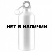 Бутылка питьевая алюминиевая Следопыт, 600 мл