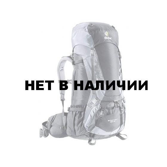 Рюкзак Deuter 2015 Aircontact Aircontact 45 + 10 black-titan