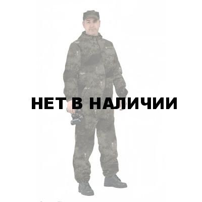 Костюм мужской Турист 1 летний, камуфляж, ткань грета Атакс Нью