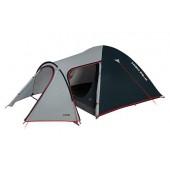 Палатка Kira 4 светло-серый/тёмно-серый, 340х240см, 10216