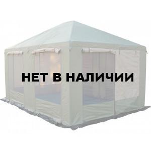 Тент туристический Пикник-Люкс 3,0х4,0 со стенками