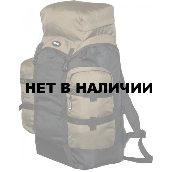 Рюкзак Кузьмич 70л. цвет хаки/черный