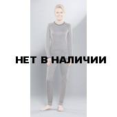 Комплект термобелья для девочек Guahoo: рубашка + лосины (22-0411 S-MGY / 22-0411 P/MGY)
