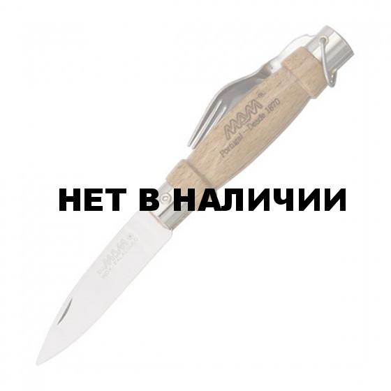 Нож складной Garfo e Agrola 2020 с вилкой (MAM)