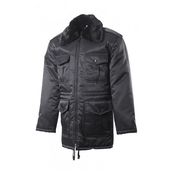 Куртка зимняя Охранник смесовая 5218М