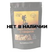 Каша гречневая с мясом 70 гр. (Здоровая Еда)