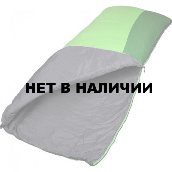 Спальный мешок одеяло Veil 120 Primaloft зеленый/лайм