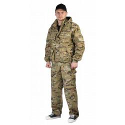 Костюм мужской Gerkon Commando Transform летний, камуфляж смесовая рип-стоп Мультикам
