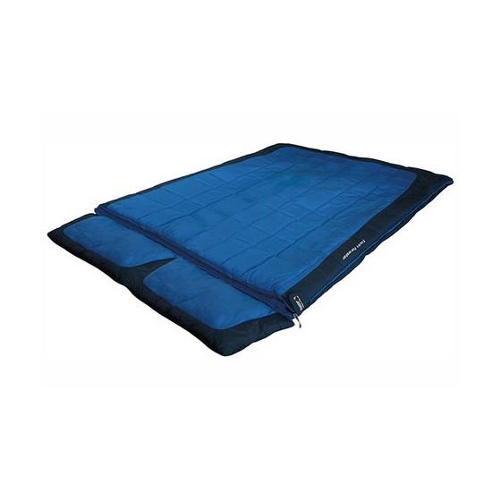 Мешок спальный Twin Forester синий/тёмно-синий, 21245