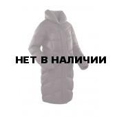 Пальто пуховое женское BASK LUNA бордовое