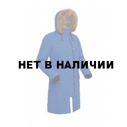 Пальто пуховое женское BASK HATANGA V2 синий royal