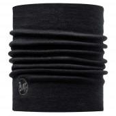 Бандана BUFF Heavyweight Merino Wool Solid Black 110963.00