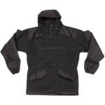 Костюм Горка-3 черный (ночка) съемный флис