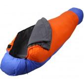Спальный мешок Fantasy 210 Climashield синий/оранжевый L 190x75x45