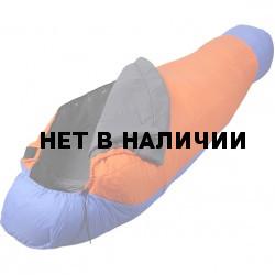 Спальный мешок Fantasy 210 Climashield синий/оранжевый R 220x85x55