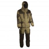Костюм Ангара со снегозащитными гетрами (ткань Палатка/Грета)