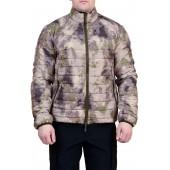 Куртка демисезонная МПА-85 (бомбер) песок (рип-стоп D30 с тефлоном+каландрирование)