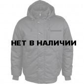 Куртка зимняя укороченная Б-52 мод. 2 черная с капюшоном
