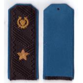 Погоны Юстиция ВВС генерал-майор повседневные трапеция