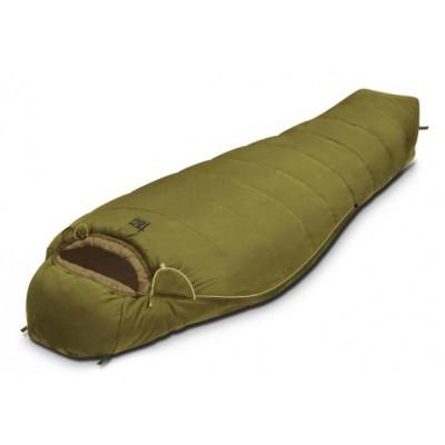 Мешок спальный MARK 29SB суперлегкий кокон, olive, правый, 720