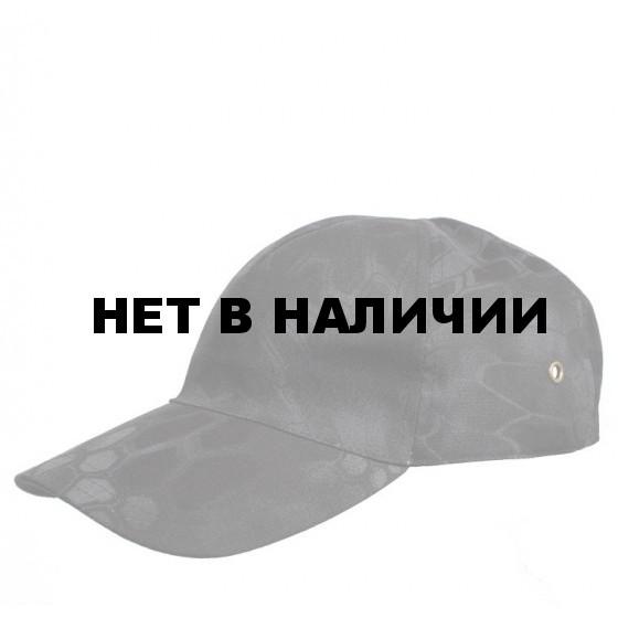Бейсболка МПА-15-01 питон ночь, ткань Мираж