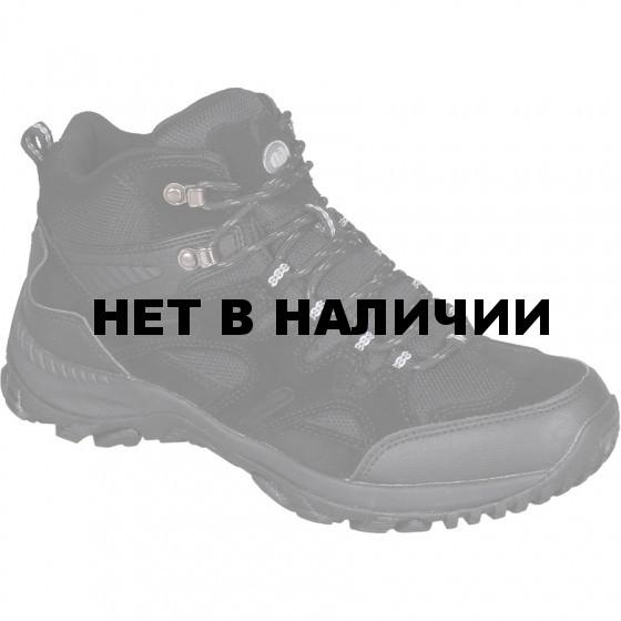 Ботинки трекинговые THB Djengal черные