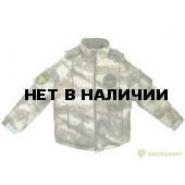 Куртка зимняя детская Воин DPO-11 оксфорд песок