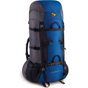 Рюкзак BASK ANACONDA 120 V3 черный/серый/синий