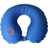 Подушка надувная U-образная Blue, 3923