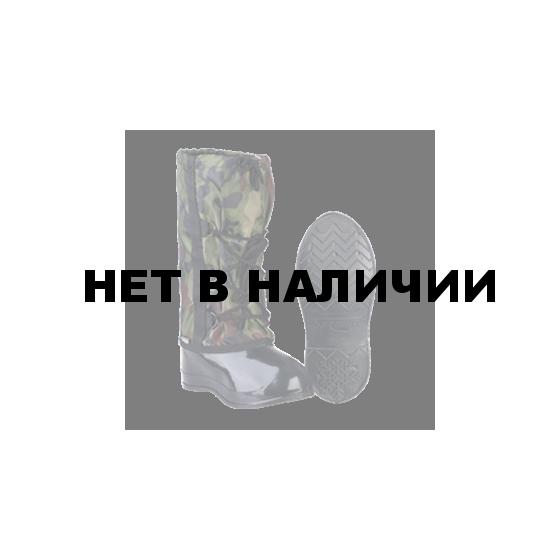 Бахилы для охотников Чуни (Sardonix) из ПВХ, камуфляж