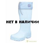 Сапоги женские Аврора (голубой) 1314