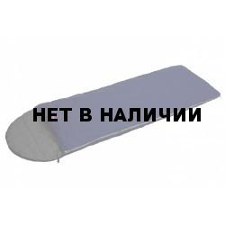 Спальный мешок BASK MILD UNIVERSAL -24 синий тмн/серый тмн