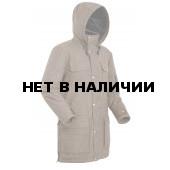 Мужское пальто зимнее Баск FORESTER коричневое