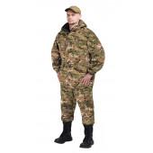 Костюм мужской ГОРКА-М куртка/брюки, цвет:, камуфляж Мультикам, ткань Рип-стоп