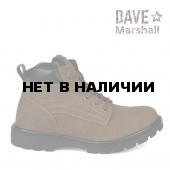 Ботинки кожаные VERNON-BH-6