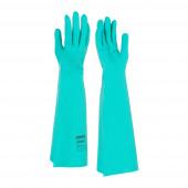 Перчатки химзащитные удлиненные JACKSON SAFETY* G80 45см. Nitrile (Kimberly)