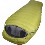 Спальный мешок пуховый Tandem Light зеленый