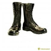Ботинки (берцы) Saluro 7906 натуральный мех