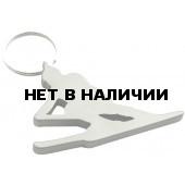 Брелок Открывалка-Лыжник (упак=10 шт), 3496