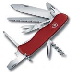 Нож перочинный Victorinox OUTRIDER (0.8513) 111 мм 14 функций красный